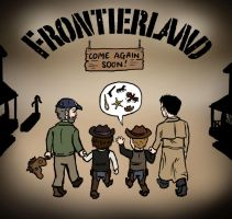 FRONTIERLAND by blackbirdrose