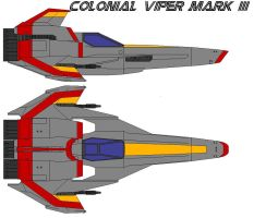 Viper Mark 3-schematic by Roguewing