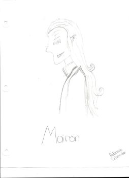 Mairon by warriors1234567