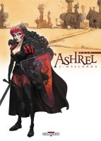 Ashrel t.2 cover by Sally-Avernier