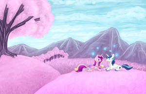 Moment by Wolframclaws