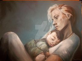 Mother by 3ampainter