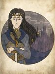 Fingon the Valiant by Ilweran