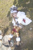 Dragon Nest Christmas Academic Cosplay by Lenx3