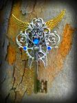 The Royal Order Fantasy Key by ArtByStarlaMoore