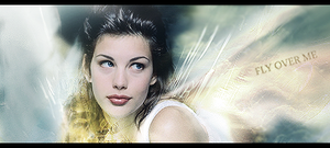Liv Tyler Sign - Fly Over Me by LoganDTR
