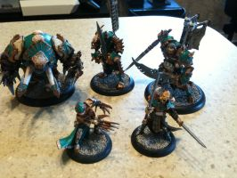 Skorne Group by UnfetteredVagaries