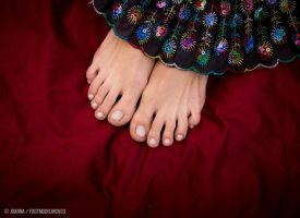 JoAnna IMG 7720 tagged by FootModeling503