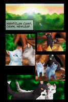 FITS - Page One by lilaeyan