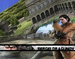 Sergei Dragunov Wallpaper 1 by RipCityXX1