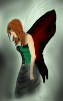 Angel Crying by Morrighan178