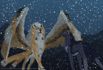 Snowfall by Shadow-of-the-Wolves