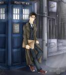Doctor Who - 10th Doctor by Decora-Chan