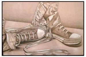 sneakers by abermudez