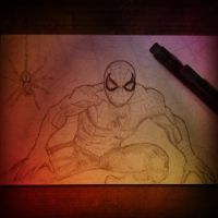 spiderman by lexgt5