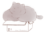 I Fits, Therefore I Sits by butt-prince-ike