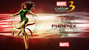 Marvel VS Capcom 3 Phoenix by CrossDominatriX5