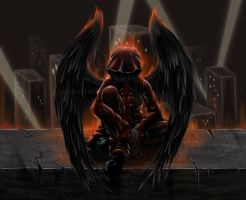 Rise of the Death Angel by Scorptique