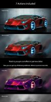 Car Effect Action by Marrya92