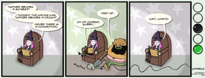 Sparks 026: Grave Bramble by SparkstheComic