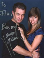 me and james marster by julies21