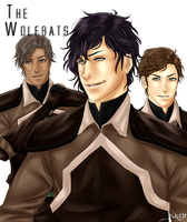 The White Falls Wolfbats by Yuki119