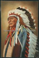 Indian Chief by tuckersart