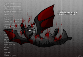 Shattered :AT: by I-love-wolvez