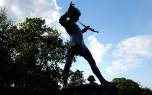 Peter Pan In Hyde Park by eric-snaps
