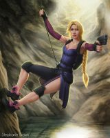 Royal Force - Rapunzel by OffbeatWorlds