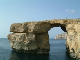 Azure Window 3 by cocacolagirlie