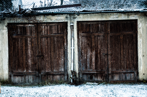 Photography: Old Garage 2 by l4gg