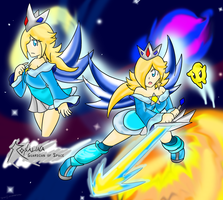 Rosalina, The Guardian of Space by Xero-J