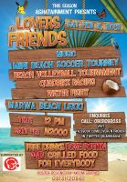 Ashatainment Beach Flyer by BABA-T