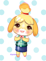 Isabelle by Kipichuu