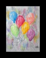 globos - baloons by pochis