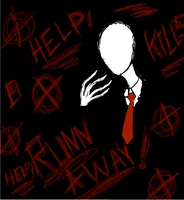 Slenderman by Serious-Sirius