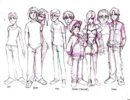 King of RPGs _ Core Cast by Xenogia