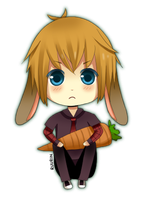 Chibi Commission by Ruurin