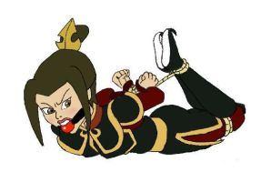 Princess Azula's New Position by TMason