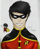 Dick Grayson by mr-Awesomenessist