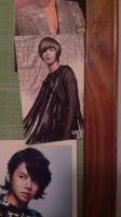 Kiseop Photocard by SungminHiroto