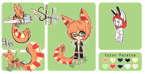 Oh-So-Funny Skyfall Adopt Auction by chuguri