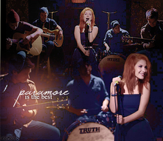 paramore is the best. by romcis