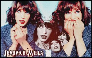 Milla Jovovich by 3amdreams