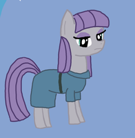 Maud Pie by TimeLordOfTheMoon