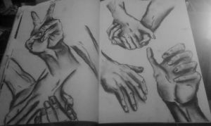 Hand Series by Sukai3