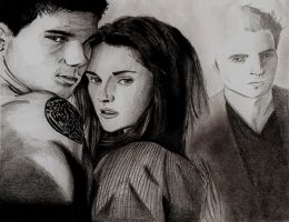 I Will Never Leave You, Bella by Jamin95