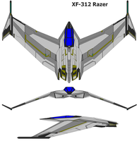 XF-312 mongoose by bagera3005