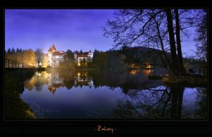 - Zinkovy chateau - by UNexperienced